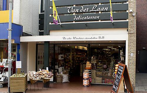 Van der Laan delicatessen